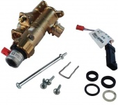 З-х ходовой кран Turbo/Atmo Pro/Plus eco TEC  (712224)